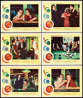 """Movie Posters:Drama, The Hustler (20th Century Fox, R-1964). Lobby Cards (6) (11"""" X 14"""").. ... (Total: 6 Items)"""