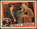 "Movie Posters:Crime, Hell's House (Capitol, 1932). Lobby Card (11"" X 14"").. ..."