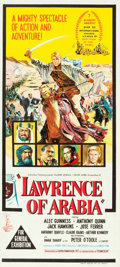 "Movie Posters:Academy Award Winners, Lawrence of Arabia (Columbia, 1962). Australian Daybill (13"" X 30"").. ..."