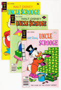 Bronze Age (1970-1979):Cartoon Character, Uncle Scrooge File Copies Group (Gold Key, 1973-83) Condition:Average VF/NM.... (Total: 15 Comic Books)