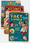Golden Age (1938-1955):Miscellaneous, Comic Books - Assorted Golden Age Reading Copies Box Lot (Various Publishers, 1940s-'60s) Condition: Average FR....