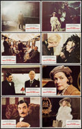 "Movie Posters:Mystery, Murder on the Orient Express (Paramount, 1974). Lobby Card Set of 8(11"" X 14""). Mystery.. ... (Total: 8 Items)"