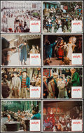 "Movie Posters:Academy Award Winners, Oliver! (Columbia, R-1972). Lobby Card Set of 8 (11"" X 14"").. ...(Total: 8 Items)"