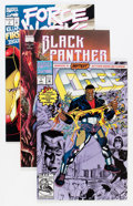 Modern Age (1980-Present):Miscellaneous, Marvel Modern Age Box Lot (Marvel, 1990s) Condition: Average NM+....
