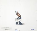 Animation Art:Production Cel, Manny Perez Bugs Bunny Model Animation Production Cel Original Art(Warner Brothers, 1972)....