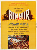 "Movie Posters:Academy Award Winners, Ben-Hur (MGM, 1959). Poster (30"" X 40"") Style Y.. ..."