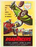 """Movie Posters:Action, RoadRacers (American International, 1959). Poster (30"""" X 40"""").. ..."""