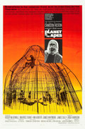 "Movie Posters:Science Fiction, Planet of the Apes (20th Century Fox, 1968). One Sheet (27"" X41"").. ..."