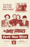 "Movie Posters:Comedy, Pest Man Wins (Columbia, 1951). One Sheet (27"" X 41"").. ..."