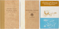 Books:Americana & American History, [Carl Hertzog]. Group of Three Books Published by Hertzog. Overallfine.... (Total: 3 Items)