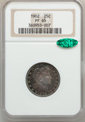 Proof Barber Quarters, 1902 25C PR65 NGC. CAC....