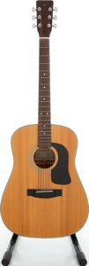 Musical Instruments:Acoustic Guitars, 1988 Oscar Schmidt OG-6 Natural Acoustic Guitar, Serial #8807190....