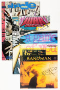Modern Age (1980-Present):Miscellaneous, Comic Books - Assorted Modern Age Comics Box Lot (Various Publishers, 1980s-'90s) Condition: Average NM+....