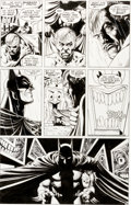 Original Comic Art:Panel Pages, Brian Bolland Batman: The Killing Joke Page 38 Original Art(DC, 1988)....