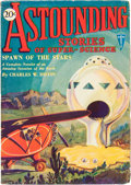 Pulps:Science Fiction, Astounding Stories - February '30 (Street & Smith, 1930)Condition: VG+....