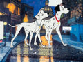 Animation Art:Color Model, 101 Dalmatians Pongo and Perdita Color Model Cel (WaltDisney, 1961)....