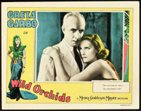 """Wild Orchids (MGM, 1929). Lobby Card (11"""" X 14"""")"""