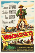 "Movie Posters:Western, Winchester '73 (Universal International, 1950). One Sheet (27"" X 41"").. ..."