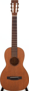 Musical Instruments:Acoustic Guitars, 1929 Martin 2-15 Natural Acoustic Guitar, Serial # 39136....