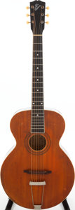 Musical Instruments:Acoustic Guitars, 1915 Gibson L-1 Natural Acoustic Guitar, Serial # 24361....