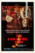 """Movie Posters:Western, For a Few Dollars More (United Artists, 1967). One Sheet (27"""" X 41"""").. ..."""
