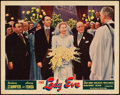 "Movie Posters:Comedy, The Lady Eve (Paramount, 1941). Lobby Card (11"" X 14"").. ..."