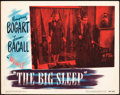 "Movie Posters:Film Noir, The Big Sleep (Warner Brothers, 1946). Lobby Card (11"" X 14"").. ..."