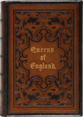 Books:World History, [Steel Engravings]. Agnes Strickland. Queens of England: A Series of Portraits. Appleton, 1853. Later edition. Conte...