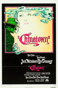"Movie Posters:Mystery, Chinatown (Paramount, 1974). One Sheet (27"" X 41"").. ..."
