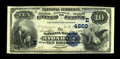 National Bank Notes:Pennsylvania, Avondale, PA - $10 1882 Date Back Fr. 540 The NB of Avondale Ch. #(E)4560. ...