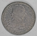 Mexico, Mexico: Charles IV 8 Reales 1789 Mo-FM, portrait of Charles III...