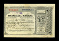 Miscellaneous:Other, Birmingham, AL- Postal Note 10¢ Oct. 21, 1891 . ...