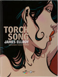 Books:Mystery & Detective Fiction, James Ellroy. AUTHOR'S COPY. Torch Song. Emmanuel ProustEditions, 2004. First graphic novel edition in French. ...