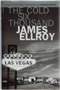 Books:Mystery & Detective Fiction, James Ellroy. SIGNED. The Cold Six Thousand. Century, 2001.First UK edition. Signed by Ellroy on the title ...