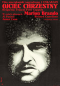 "Movie Posters:Crime, The Godfather (CWF, 1973). Polish One Sheet (22.5"" X 32.5"").. ..."