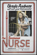 "Movie Posters:Sexploitation, The Sensuous Nurse (Mid-Broadway Productions, 1979). One Sheet (27""X 41""). Sexploitation.. ..."
