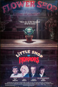 """Movie Posters:Musical, Little Shop of Horrors (Warner Brothers, 1986). One Sheet (27"""" X 41""""). Musical.. ..."""