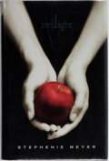 Books:Horror & Supernatural, Stephenie Meyer. SIGNED. Twilight. Little, Brown, 2005.First edition, first printing. Inscribed and signed by...