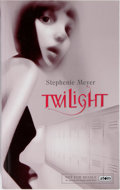 Books:Horror & Supernatural, Stephenie Meyer. Twilight. Atom, 2006. Uncorrected proofcopy of the first UK edition. Publisher's illustrated w...