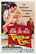 "Movie Posters:Film Noir, Touch of Evil (Universal International, 1958). One Sheet (27"" X 41"").. ..."
