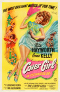 """Movie Posters:Musical, Cover Girl (Columbia, 1944). One Sheet (27"""" X 41"""") Style A.. ..."""