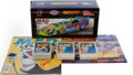 Memorabilia:MAD, Mad Ugly Car 1:24 Scale Die Cast, Mad #394, and Mad Trading Cards Group (Authentics/Lime Rock, 1992-2000).... (Total: 4 Items)