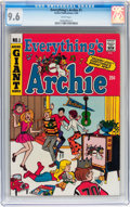Silver Age (1956-1969):Humor, Everything's Archie #1 (Archie, 1969) CGC NM+ 9.6 White pages....