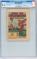 Bronze Age (1970-1979):Miscellaneous, Kite Fun Book #nn Rocky and Bullwinkle - Southern California Edison(Western Publishing, 1970) CGC VF+ 8.5 Off-white to white ...