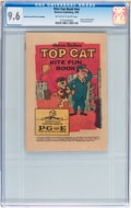 Premiums:Comic, Kite Fun Book #nn Top Cat (Western Publishing, 1963) CGC NM+ 9.6Off-white to white pages....