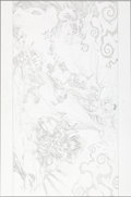 Original Comic Art:Splash Pages, Salvador Larroca X-Treme X-Men 2001 Pencil PagePin-Up Original Art (Marvel, 2001)....