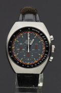 Timepieces:Wristwatch, Vintage Omega Speedmaster Professional Mark II Wristwatch. ...