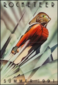 "Movie Posters:Action, Rocketeer (Buena Vista, 1991). One Sheet (27"" X 40"") DS Advance.Action.. ..."