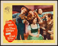 "Movie Posters:Comedy, Snow White and the Three Stooges (20th Century Fox, 1961). LobbyCard (11"" X 14""). Comedy.. ..."