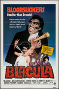 "Movie Posters:Blaxploitation, Blacula (American International, 1972). One Sheet (27"" X 41"").Blaxploitation.. ..."
